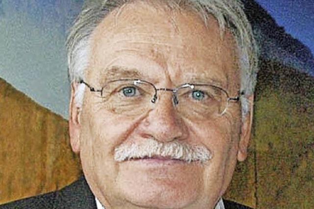 Früherer Rheinhafendirektor Hans-Peter Mösch gestorben