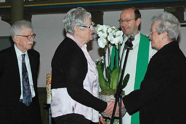 Nach 51 Jahren als Organist sagt Gerhard Dietrich adieu