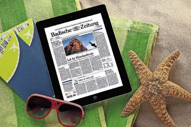 BZCARD-INFO: Abo-Urlaubsservice mit Dankeschön