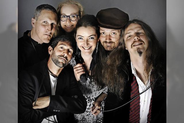 Handgemachte Musik zwischen Folk und Pop im KiK