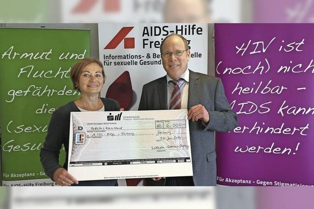 Wilhelm-Giesin-Stiftung spendet