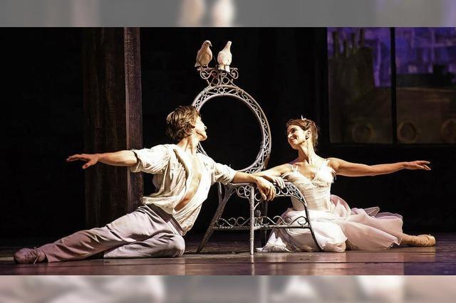 Zwei Ballette aus dem Royal Opera House London live im Lörracher Union Kino