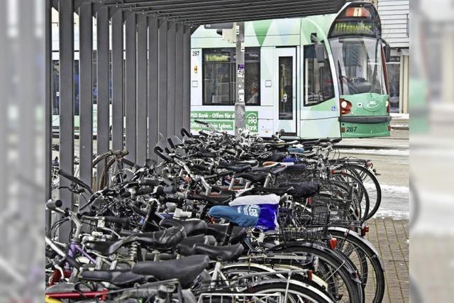 Freimobil soll über umweltfreundliche Verkehrsmittel in Freiburg informieren