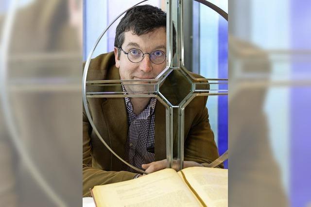 Christopher Parsons ist neuer Pfarrer der anglikanischen Gemeinde in Freiburg