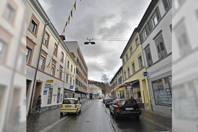 Grabenstraße in der Kritik