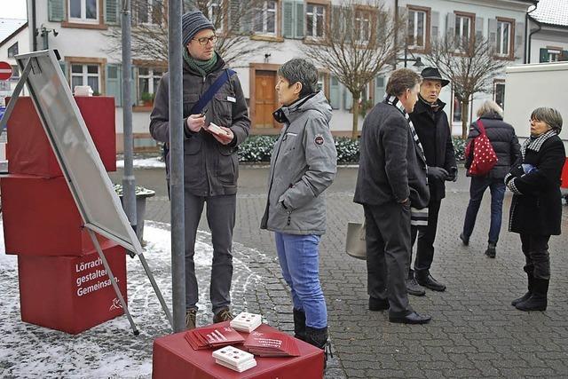 Lörrach 2025: Marktbesucher haben das Wort