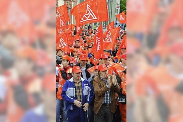 Gewerkschaft will wieder mehr Unternehmen in die Tarifbindung bringen