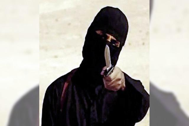 IS bestätigt Tod von Jihadi John