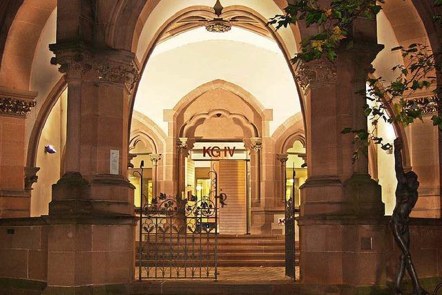 Nach Studierenden-Protesten wird die Bibliothek im KG IV wieder wochenends geöffnet