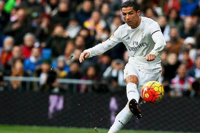 FC Wehr ist Partnerverein von Real Madrid