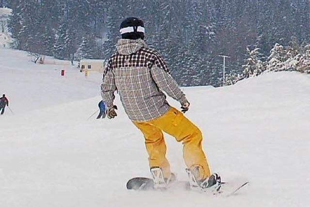 Offenburg sucht die schnellsten Schüler auf Schnee