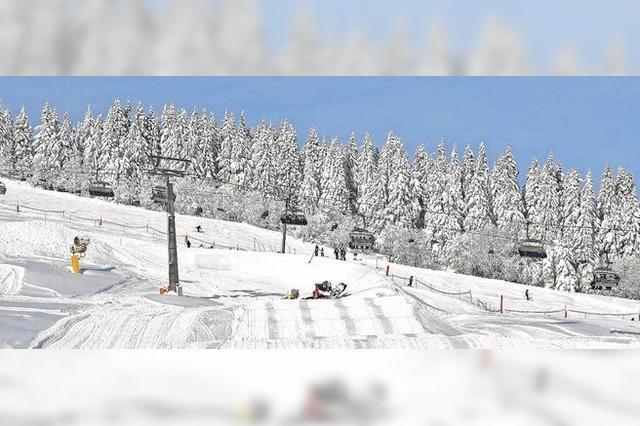 FIS Snowboard-Cross World Cup am Feldberg