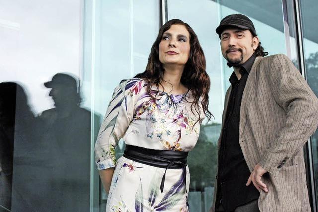 Ensemble New Tango auf Schloss Beuggen