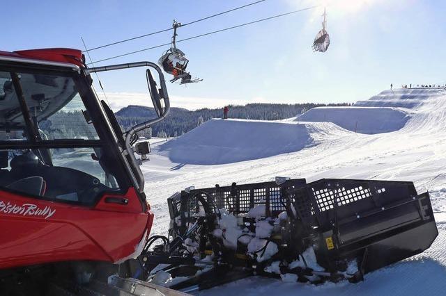 Freie Bahn für den Snowboardcross-Weltcup