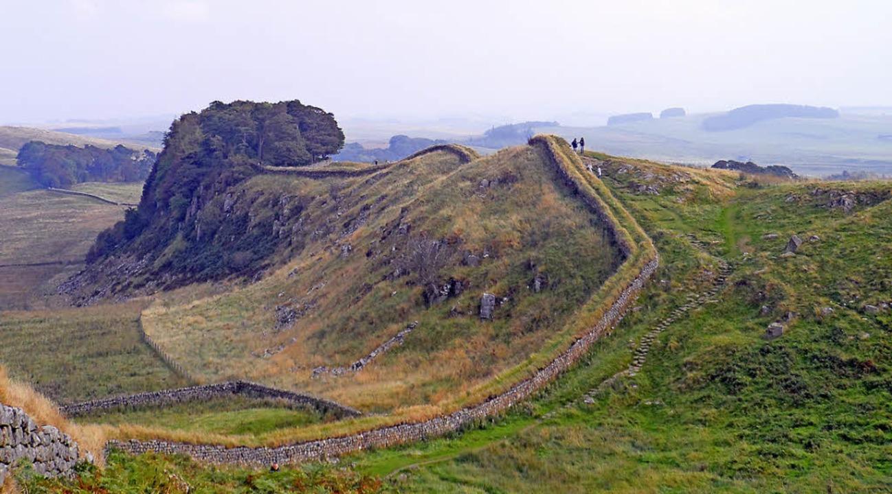 Auf den Spuren des römischen Imperiums: der Hadrianswall  | Foto: Sofia Conraths