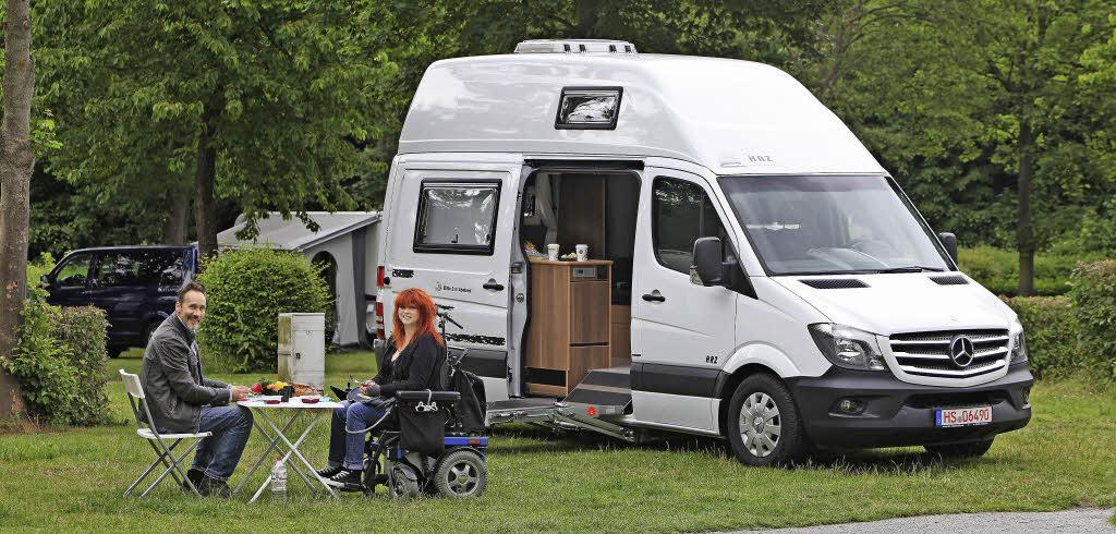 reha camper kommen in bewegung auto mobilit t. Black Bedroom Furniture Sets. Home Design Ideas
