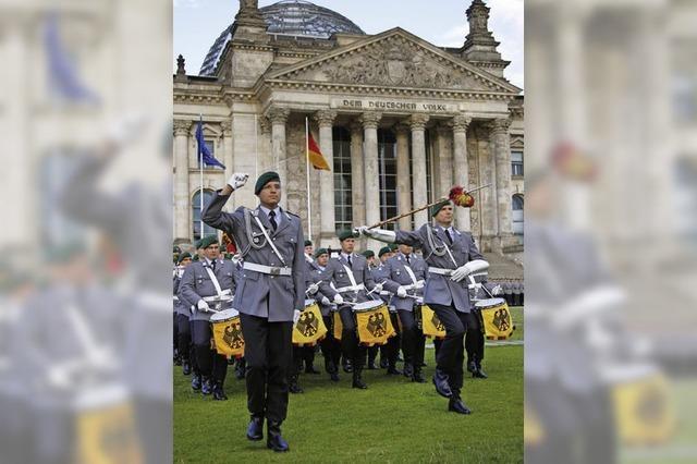Ariane Slater zeigt, wie sich Militärsprache verändert