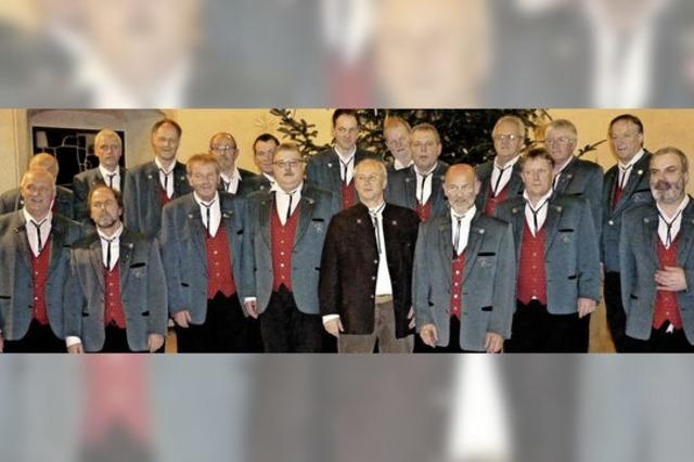 Bestens aufgestellter Chor hat hervorragende Solisten