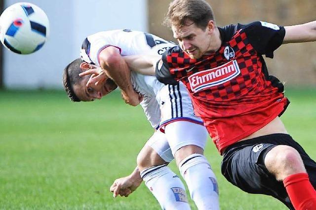 SC Freiburg und FC Basel trennen sich 1:1