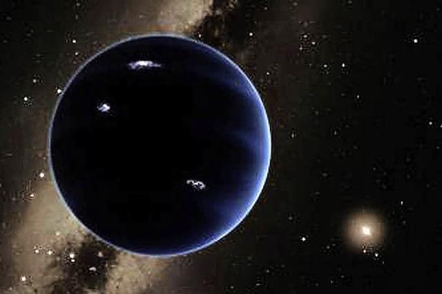 US-Forscher finden Hinweis auf weiteren Himmelskörper