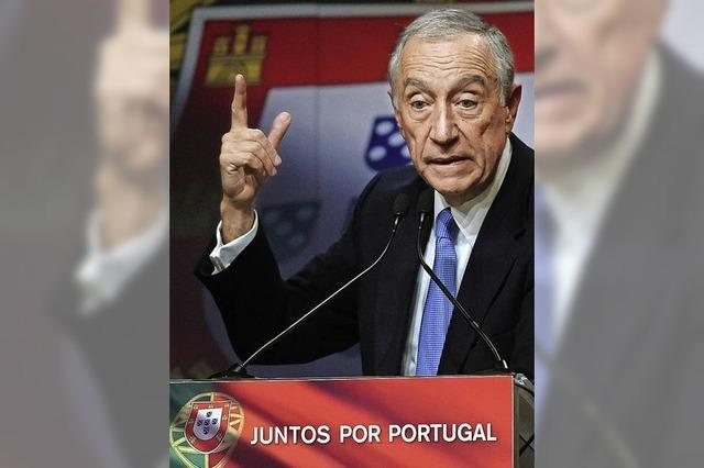Portugal wählt am Sonntag einen neuen Präsidenten