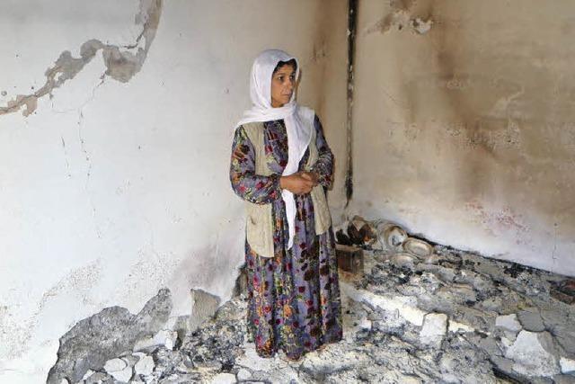 Militäroffensive gegen Kurden