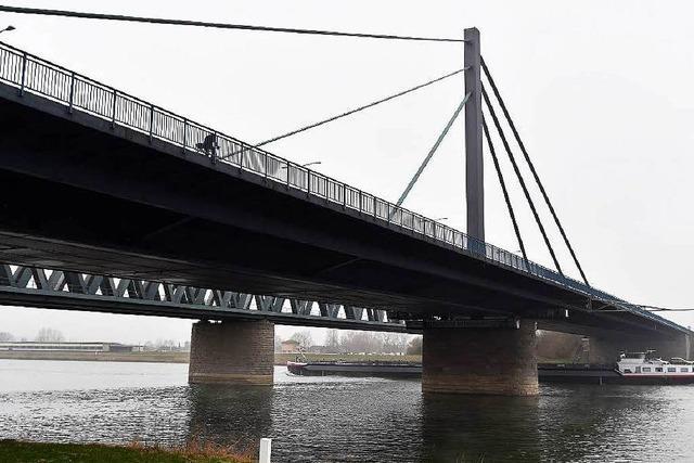 Karlsruhe streitet weiter um zweite Rheinbrücke