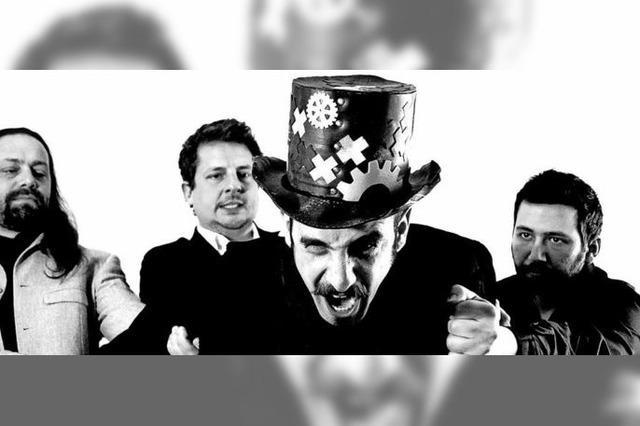 Die Französische Weird-Rock Band