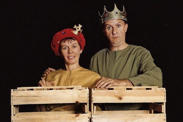 Die rote Prinzessin nach dem Kinderbuch von Paul Biegel in der Stadthalle