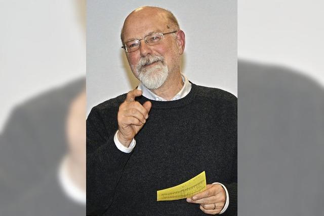 Pfarrer Barth geht in den Ruhestand - Nachfolge ist noch unklar