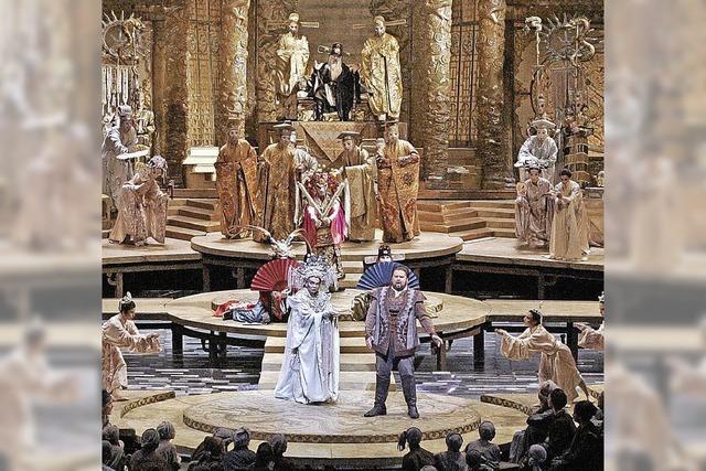 Letzte Oper von Giacomo Puccini