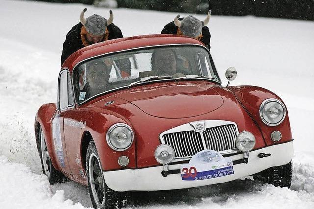 Jetzt gibt es zum ersten Mal eine Schauinsland-Klassik-Tour im Winter