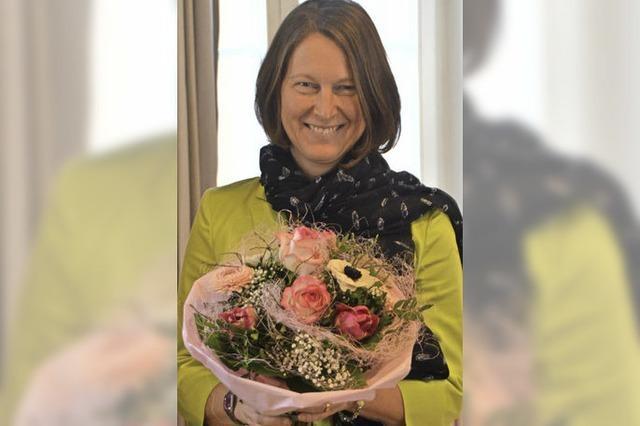 Mit Barbara Friedemann endet eine lange Vakanz