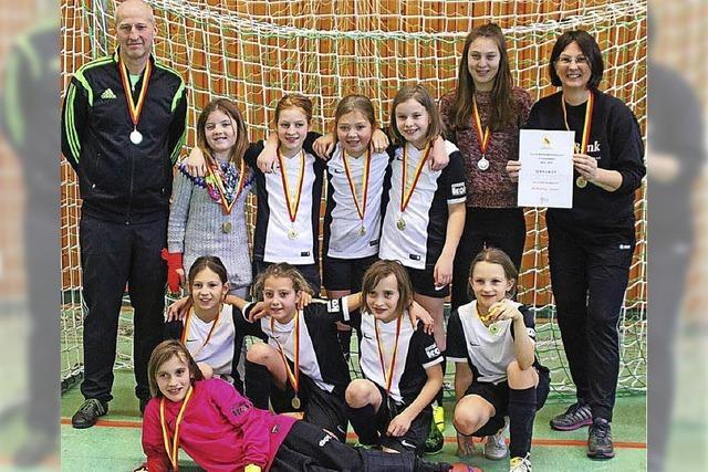 Futsal in der Halle begeistert die Fußballfreunde