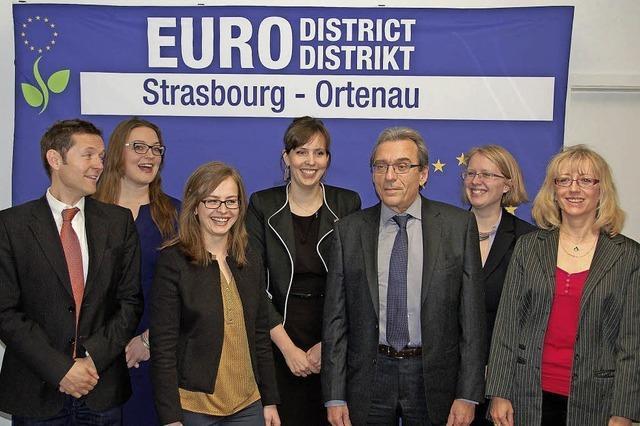 Der Eurodistrikt nimmt neuen Anlauf