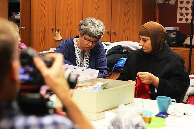 Studenten bieten Flüchtlingsinitiativen Alltagshilfe an