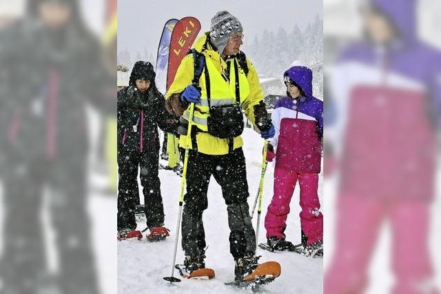 Wintersport und -spaß für alle