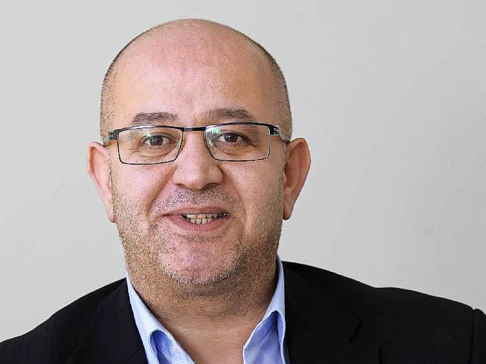 Der Islamwissenschaftler Abdel-Hakim Ourghi  | Foto: Ingo Schneider