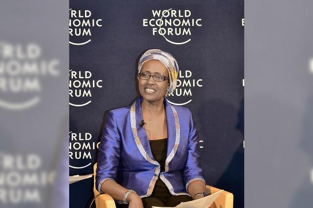In Davos den Reichen ins Gewissen reden