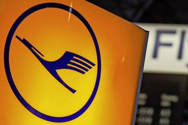 Streikgefahr bei der Lufthansa schwindet