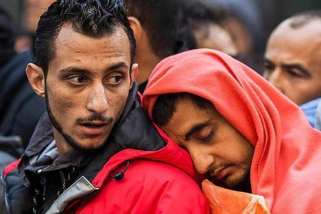Asylbewerber dürfen kaum etwas besitzen