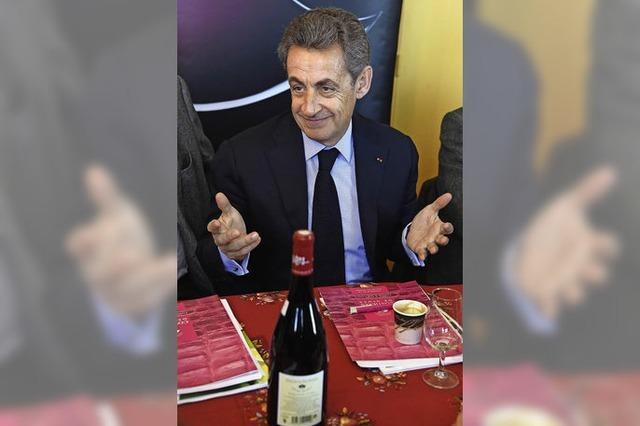 Die späte Beichte des Nicolas Sarkozy