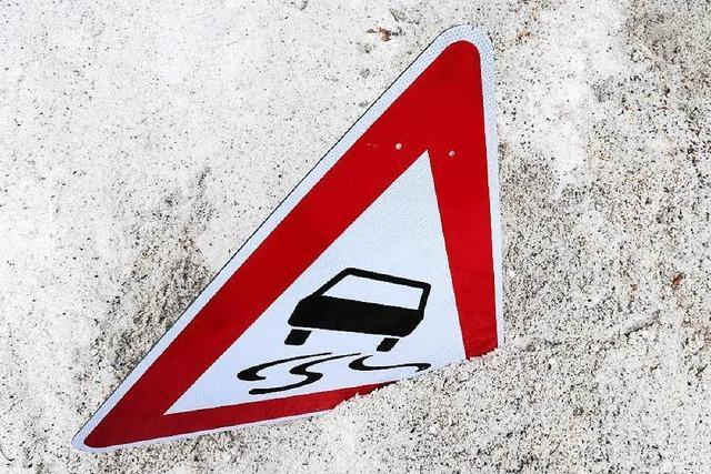 Wetterdienst warnt vor Glatteis und Sturmböen