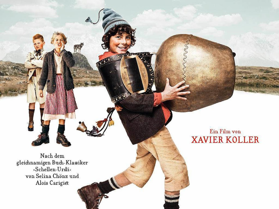 Filmplakat zum Schellen-Ursli  | Foto: Frenetic-Film