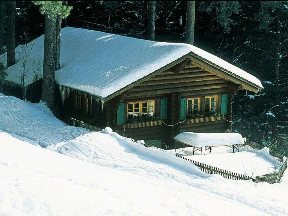Blockhütte, Baiersbronn  | Foto: Traube Tonbach