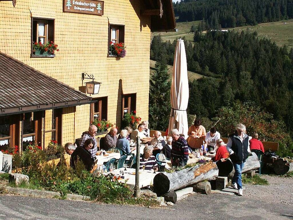 Erlenbacher Hütte, Oberried  | Foto: Karlheinz Scherfling