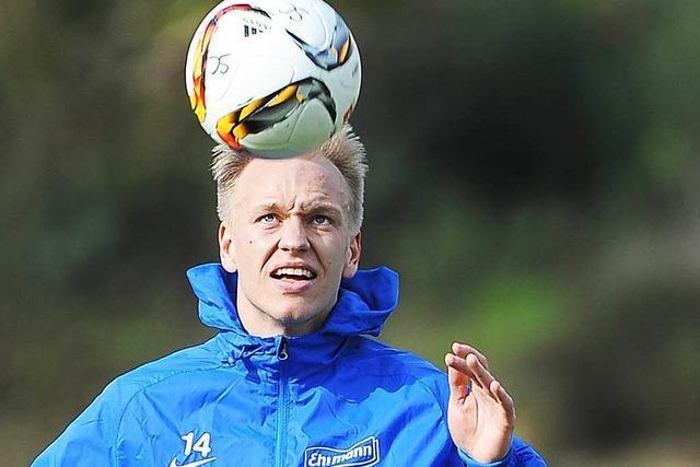 Håvard Nielsen über seine Zukunft beim SC