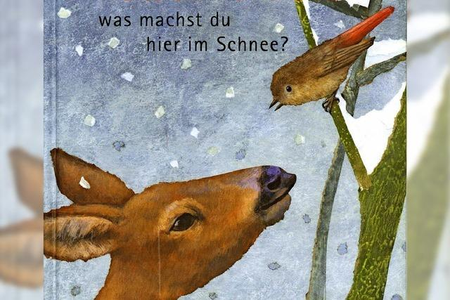 Rotschwänzchen, was machst du hier im Schnee - für Kinder ab vier Jahren in Titisee-Neustadt