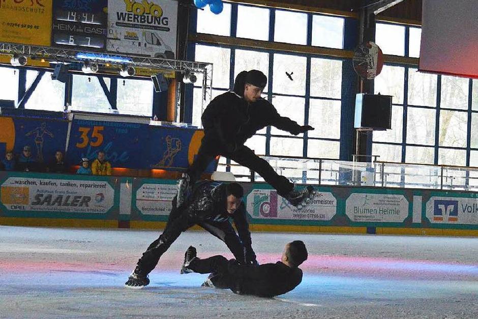 Impressionen vom Eissport-Wochenende