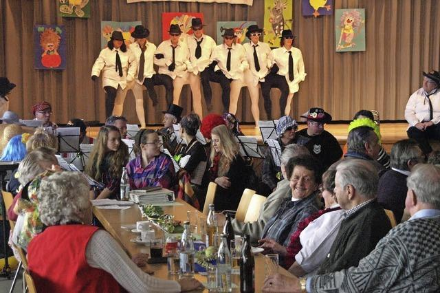 Organisation: Frauengemeinschaft Wittenschwand mit der Narrenzunft der Dachsberger Dachse in Ibach